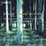 Sibelius: Song of the Earth (CD)