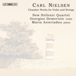 Nielsen: Chamber Works for Violin and Strings (CD)
