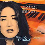 Mozart, arr Hummel: Piano Concertos Nos 22 and 26 (CD)