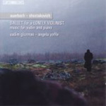 Produktbilde for Auerbach; Shostakovich: Ballet for a Lonely Violinist (CD)