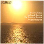 Skalkottas: (36) Greek Dances; The Return of Ulysses (CD)