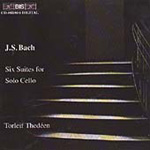 Bach: Suites for Solo Cello (CD)