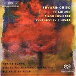 Grieg: Orchestral works Vol 1 (SACD)