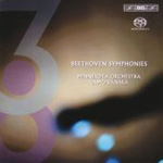 Beethoven: Symphonies Nos 3 and 8 (SACD)