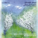 Grieg: Orchestral Songs (SACD)