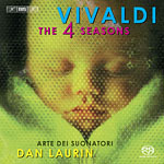 Vivaldi: The Four Seasons (SACD)