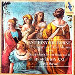 Holborne: The Teares of the Muses, London 1599 (CD)