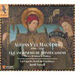 Alfons V El Mananim: Sacred and Secular Works (CD)