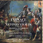 Produktbilde for Vivaldi: Farnace (CD)
