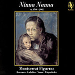 Produktbilde for Ninna Nanna (CD)