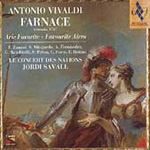 Vivaldi: Farnace - Excerpts (CD)