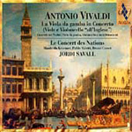Produktbilde for Vivaldi: Concertos with Viola da Gamba (CD)
