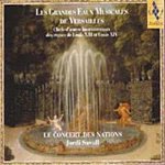 The Musical Fountains of Versailles (CD)