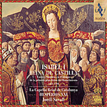 Produktbilde for Isabella I Queen of Castille (SACD)