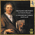 Produktbilde for Couperin: The Royal Concerts (SACD)