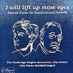I Will lift up mine eyes (CD)