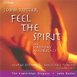 Feel the Spirit (CD)