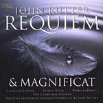Rutter: Requiem; Magnificat (CD)
