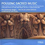 Poulenc: Sacred Choral Works (CD)
