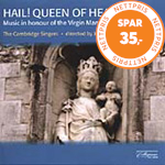 Hail! Queen of Heaven (CD)