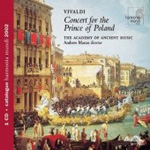 Vivaldi: Concert for the Prince of Poland (CD)