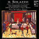 Il Solazzo: Music for a Medieval Banquet (CD)