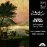 Billings: Anthems and Fuguing Tunes (CD)