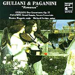 Giuliani/Paganini: Violin and Guitar Works (CD)