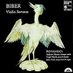 Biber: Sonatas and Passagalias (CD)