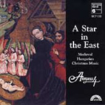 A Star in the East: Medieval Hungarian Christmas Music (CD)