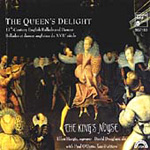 The Queen's Delight-17th Century English Ballads (CD)