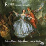 Rebel: Violin Sonatas (CD)