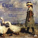 Elgar: Nursery Suite, Serenade, Dream Children and other works (CD)