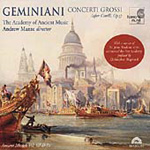 Geminiani: Concerti Grossi (after Corelli, Op. 5) (CD)