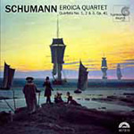 Schumann: String Quartets 1-3 (CD)
