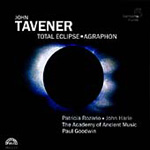 Tavener: Agraphon; Total Eclipse (CD)