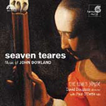 Dowland: Seaven Teares (CD)