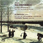 Rachmaninov: Piano Concerto No. 3; Paganini Variations (CD)