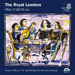 The Royal Lewters (CD)
