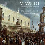 Vivaldi: Concertos for the Emperor (CD)