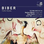 Biber: Violin Sonatas (CD)