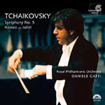 Tchaikovsky: Symphony No 5; Romeo and Juliet (CD)