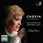 Chopin: Piano Concerto No 1 (SACD)