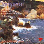 Mompou: Piano Works (CD)