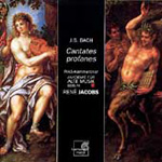 Bach: Phoebus and Pan: Secular Cantatas (CD)