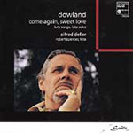 Dowland: Lute Songs and Lute Solos (CD)