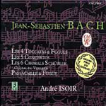 Bach: Organ Works (CD)