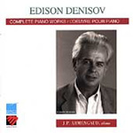 Denisov: Piano Works (CD)
