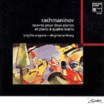 Rachmaninov: Works for Two Pianos and Piano Duet (CD)