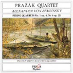 Zemlinsky: String Quartets (CD)
